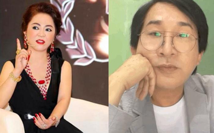 NS Kim Tử Long livestream lên tiếng về vụ bà Phương Hằng thách thức dàn sao, kêu gọi nghệ sĩ liên quan làm rõ thực hư
