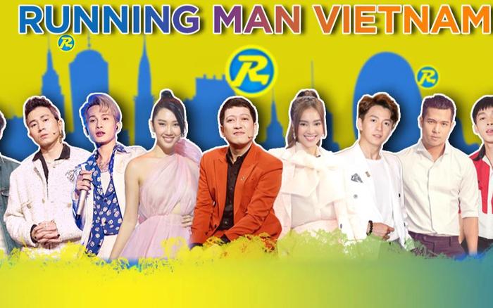 Netizen chê tên Việt hóa mới của Running Man