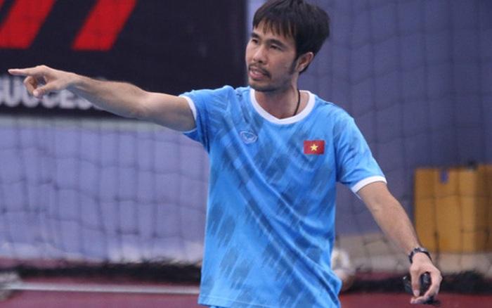 Tuyển Futsal Việt Nam tự tin sẽ đánh bại Lebanon giành vé dự World Cup