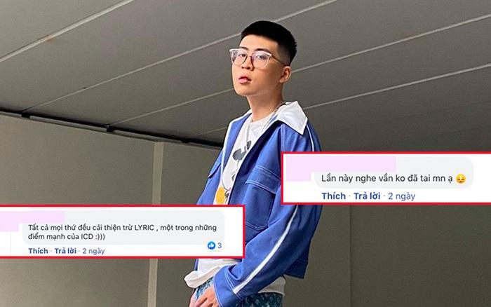 Quán quân King Of Rap ra sản phẩm mới: Người khen vocal cuốn, kẻ thất vọng tuyên bố không còn là rapper yêu thích