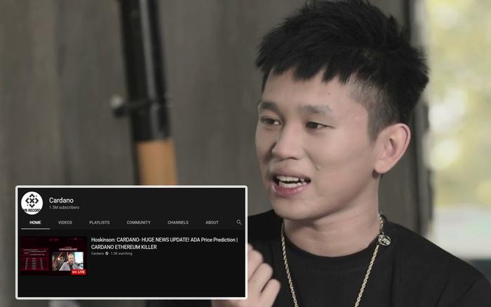 Nghi vấn: Kênh YouTube EvB Record của rapper B Ray bất ngờ