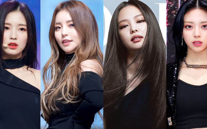 """30 nữ idol hot nhất Kpop: Mỗi Jennie """"sống sót"""" giữa girlgroup hiện tượng và ITZY, BLACKPINK - Red Velvet tụt hạng nghiêm trọng"""