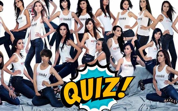 Quiz: Nguyên dàn người đẹp đời đầu của TV Show, thách Gen Z giải đúng hết!