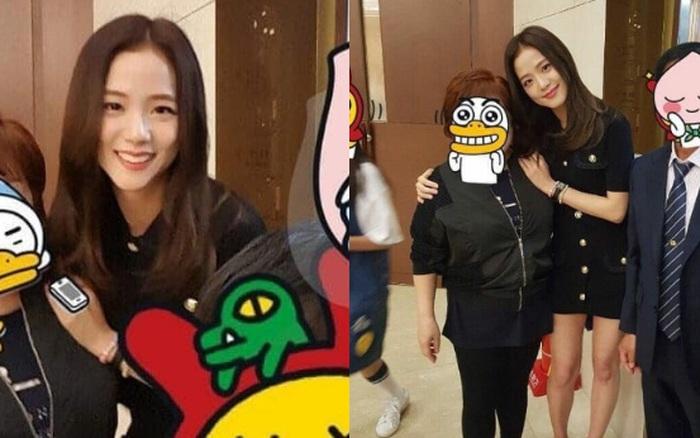 Hé lộ hình hiếm Jisoo (BLACKPINK) tại đám cưới anh ruột: Mặt đẹp như Hoa hậu chấp cả ảnh chụp vội, đôi chân lại gây tranh cãi