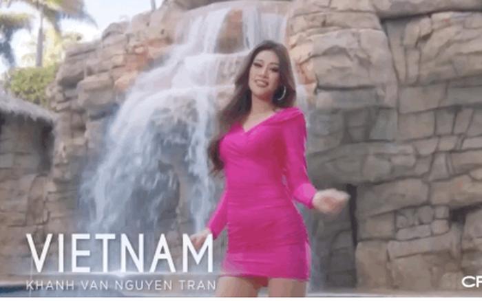Trực tiếp Chung kết Miss Universe 2020: Khánh Vân xuất hiện đầy tự tin, Top 21 chuẩn bị lộ diện!