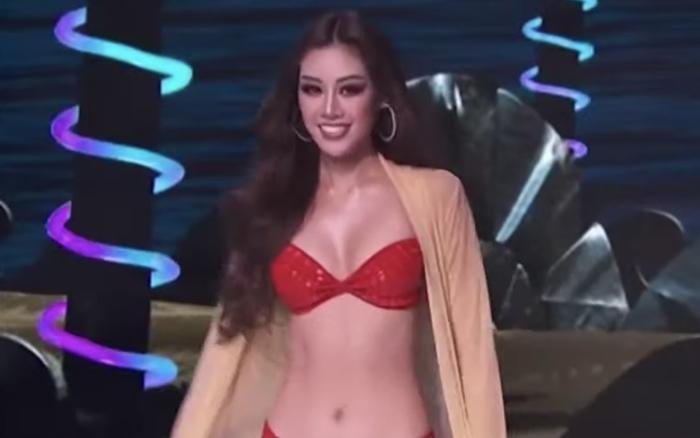 Mãn nhãn trước màn trình diễn bikini của Top 21 Miss Universe: Khánh Vân bùng nổ visual, chỉ thiếu chút may mắn thôi!