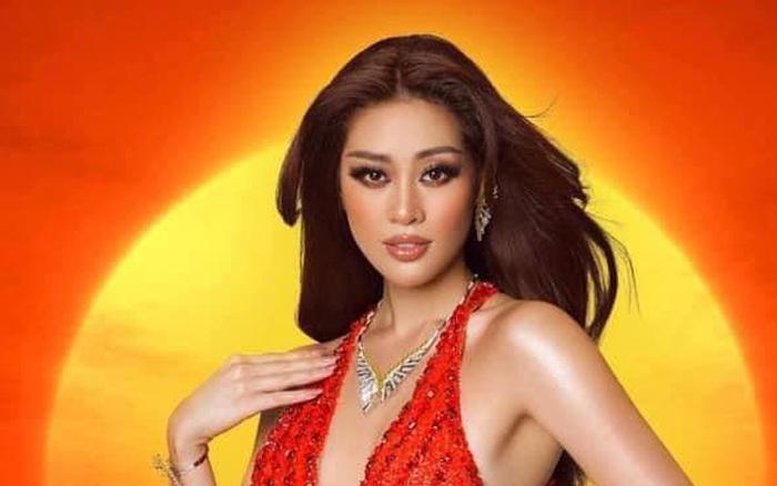Hé lộ hình ảnh rạng rỡ của Khánh Vân trên sân khấu Miss Universe sau khi dừng chân ở top 21!