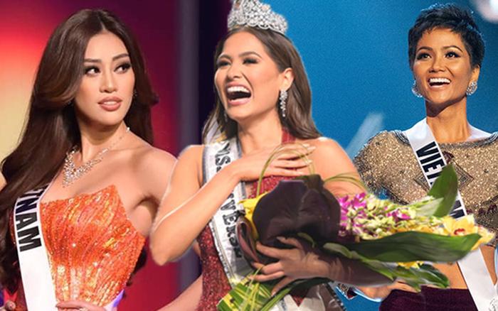 Ghi trọn điểm 10 dù dừng chân ở top 21: Khánh Vân có hành động đẹp với tân Hoa hậu, H'Hen Niê cũng được khen