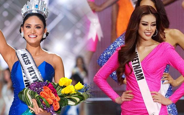 Hoa hậu Hoàn vũ 2015 Pia thắc mắc về vé vote của Khánh Vân: