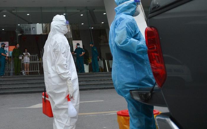 Hà Nội ghi nhận 6 ca dương tính SARS-CoV-2, trong đó có bố, con và người giúp việc gia đình cựu Giám đốc Hacinco