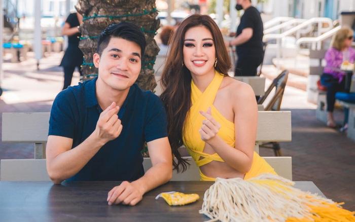 Khi nào Khánh Vân về Việt Nam và lịch trình sau đêm Chung kết Miss Universe 2020 với CEO Bảo Hoàng ở Mỹ ra sao?