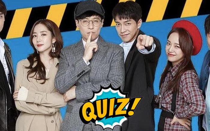 """Quiz: Nhìn dàn cast đoán tên show, các """"mọt show Hàn"""" có tự tin trả lời đúng hết?"""