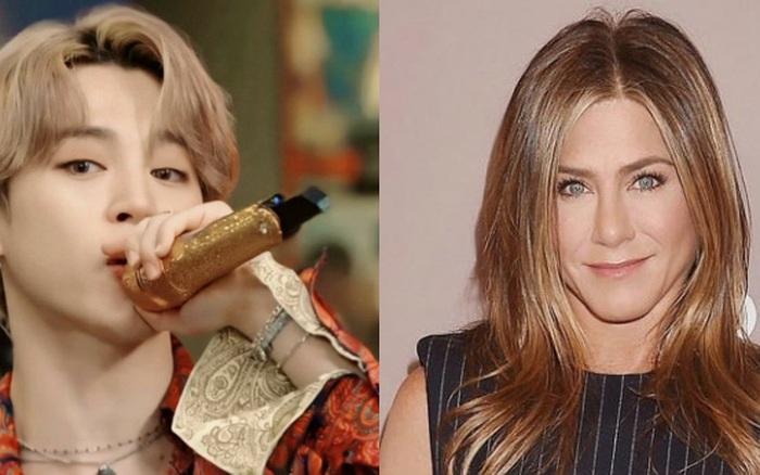 """""""Hậu cung"""" của Jimin (BTS) ngày càng khủng: Đến minh tinh Jennifer Aniston và thành viên Fifth Harmony cũng phải u mê"""