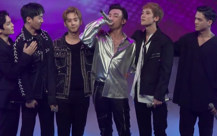 Nhóm nhạc Kpop song ca Phía Sau Một Cô Gái cùng Soobin chuẩn từng chữ, được khen hát rõ hơn cả Hari Won?