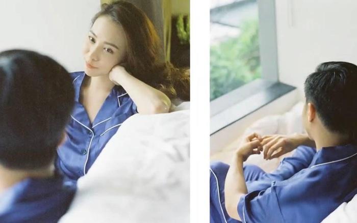 """Kỷ niệm 2 năm về chung nhà, Cường Đô La hé lộ loạt ảnh """"giường chiếu"""" chưa từng công bố: """"Cẩu lương"""" chất lượng đây rồi!"""