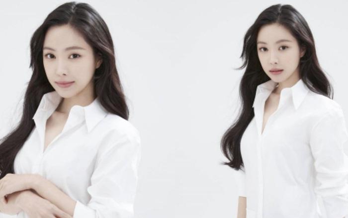 Naeun (Apink) thông báo chính thức gia nhập YG, nhưng netizen chỉ mải tranh cãi ảnh profile mặt đơ như tượng sáp của cô