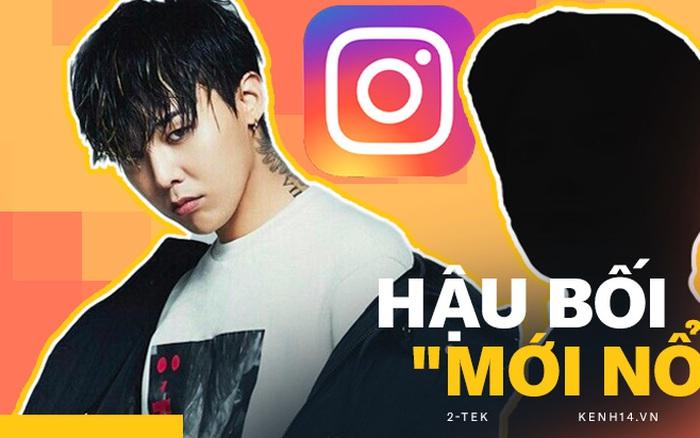 Sở hữu gần 20 triệu follower trên Instagram, nhưng G-Dragon vẫn ngậm ngùi đứng sau một hậu bối