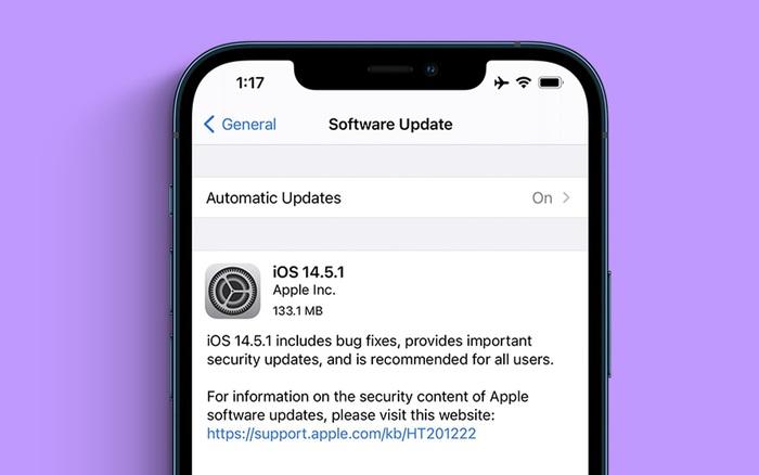 iOS 14.5 gặp vấn đề nghiêm trọng, Apple vội vã tung ra bản cập nhật để vá lỗi, người dùng cần tải về ngay!