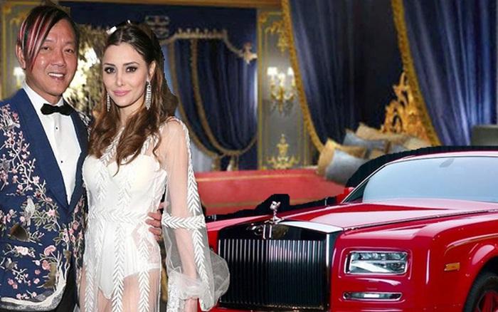 Huyền thoại tài phiệt mua 30 chiếc Rolls Royce hơn 640 tỷ, cưng vợ siêu mẫu kém 30 tuổi như bà hoàng và cái kết bất ngờ vì vỡ nợ
