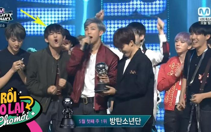 V (BTS) từng bị chỉ trích là thiếu tôn trọng BIGBANG vì hát Loser khi nhận cúp, hành động của đàn anh đã hóa giải hiểu lầm?