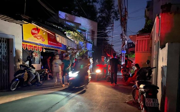 Cháy nhà ở Sài Gòn, 7 người mắc kẹt, tử vong thương tâm