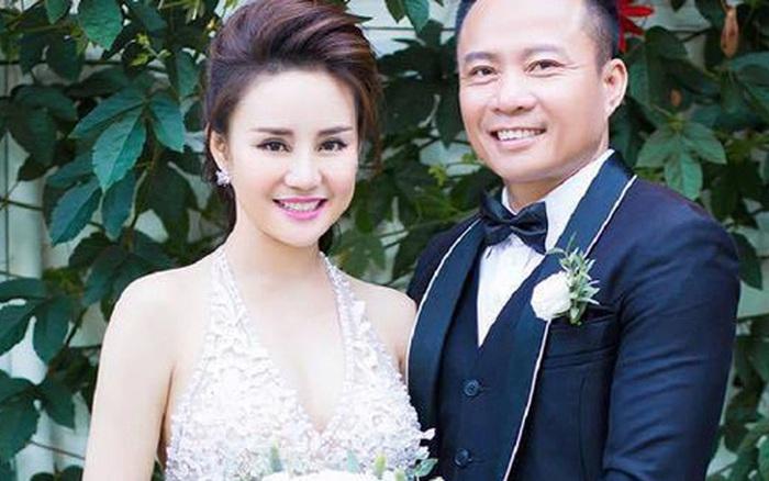 Ông xã Vy Oanh phản ứng khi vợ bị tố là người thứ 3: