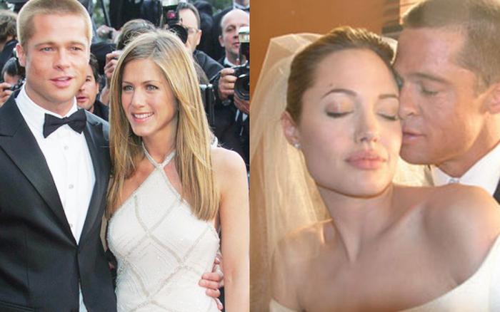Hôn nhân đầu tiên của Brad Pitt: Tỏ tình trên thảm đỏ rồi toang vì
