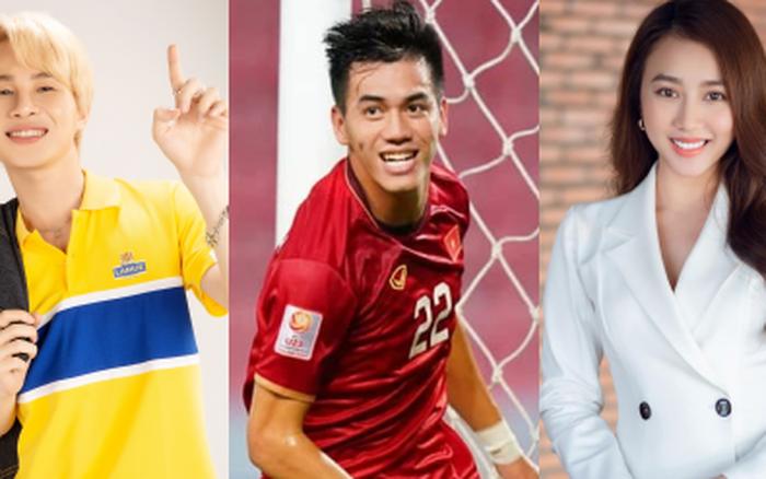 NGAY LÚC NÀY: Jack và cả showbiz đang đồng loạt gọi tên Tiến Linh sau bàn thắng mở tỷ số cho đội tuyển Việt Nam!