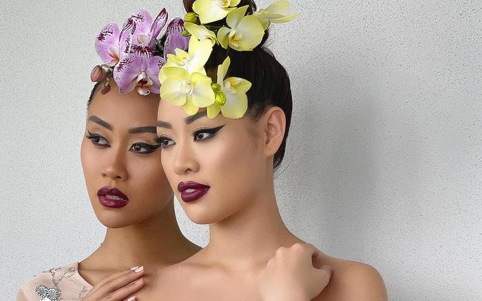 Hòa nhịp bóng đá, tình chị em của Khánh Vân và Hoa hậu Malaysia liệu có bền lâu?