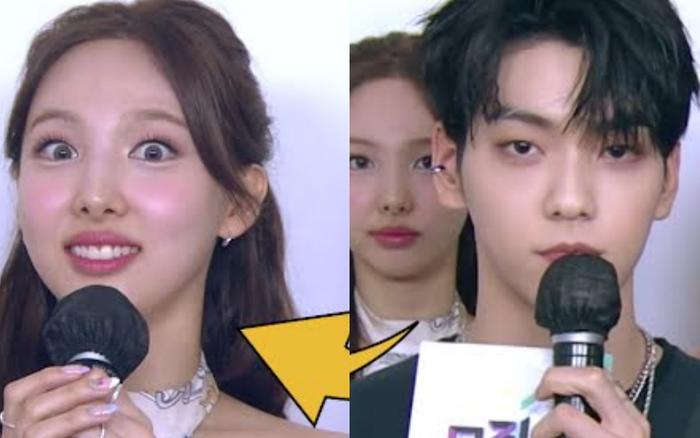 Đàn em BTS rối rít xin lỗi Nayeon (TWICE) vì lỡ