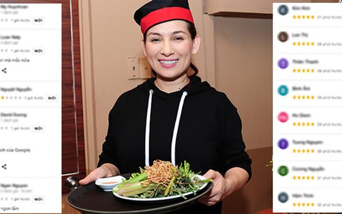 Nhà hàng chay của Phi Nhung tụt hạng không phanh trên Google sau loạt đánh giá 1 sao, fan kéo nhau vào