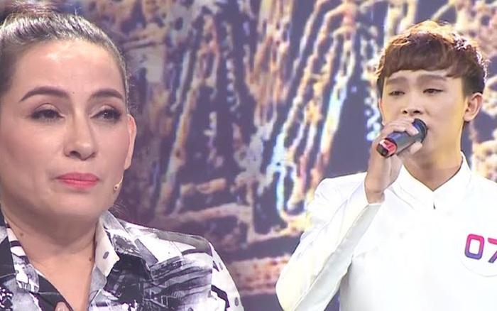 """Phi Nhung từng suýt """"xỉu"""" vì Hồ Văn Cường lén mẹ tham gia gameshow"""