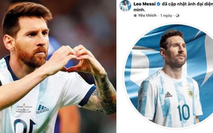 Messi chính thức