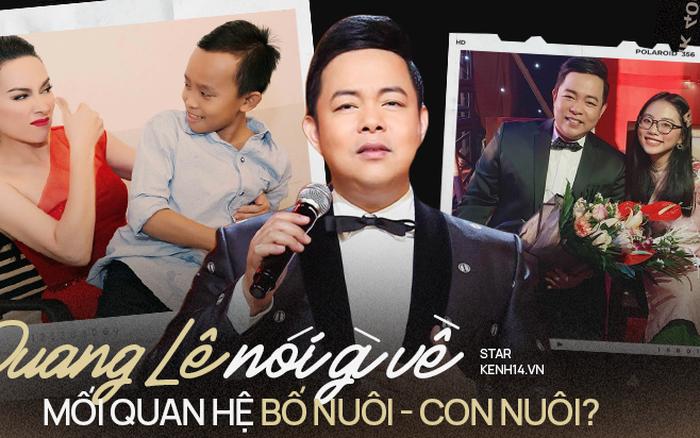 Quang Lê lần đầu kể chuyện rạn nứt với Phương Mỹ Chi và ồn ào con nuôi Phi Nhung: