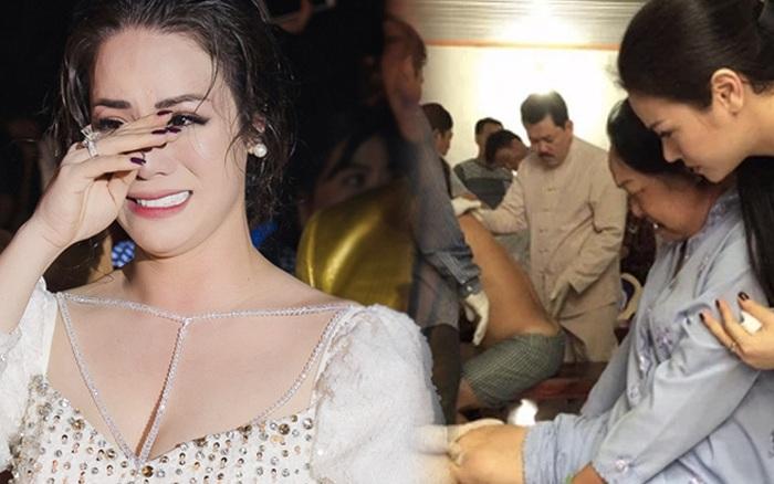 Bị chỉ trích không dám công khai nói sự thật về ông Võ Hoàng Yên, Nhật Kim Anh đính chính ra sao?