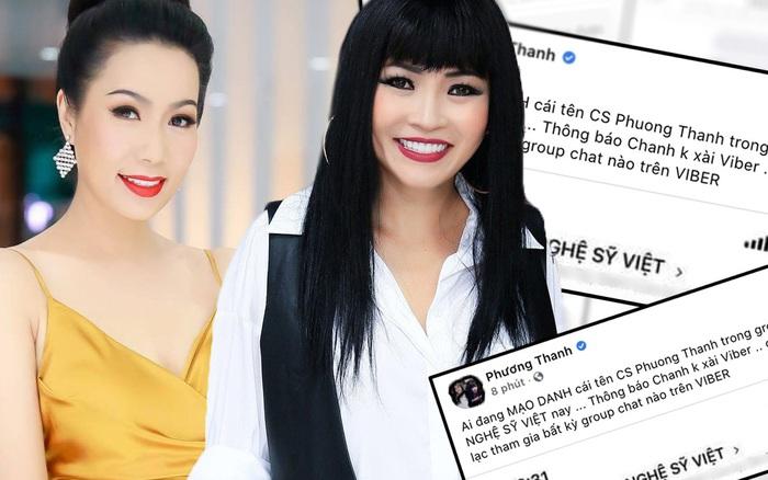Nóng: Phương Thanh, Trịnh Kim Chi lên tiếng về nhóm chat