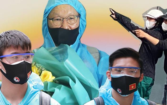 Hóng từ khu ĐT Việt Nam cách ly: Hàng xóm nhà giàu la to xin ôm Văn Hậu, anh Grab tắt app đứng