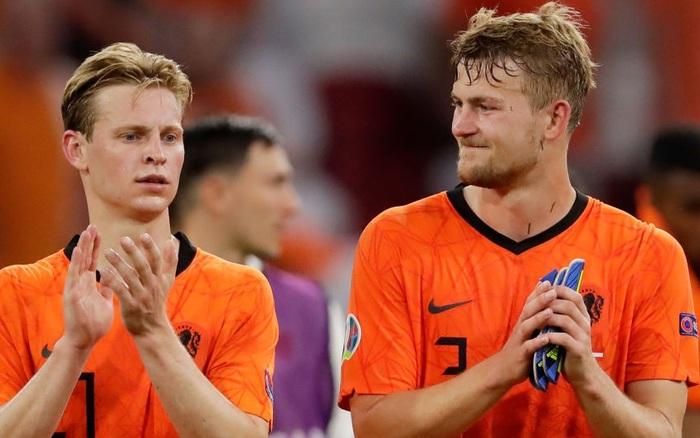 Thắng áp đảo tuyển Áo, Hà Lan chính thức bước tiếp vào vòng knock-out Euro