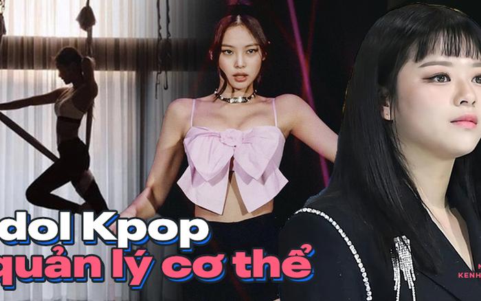 """Đằng sau hình ảnh """"body siêu thực"""", """"visual vạn người mê"""", các idol Kpop đã phải trải qua những gì?"""