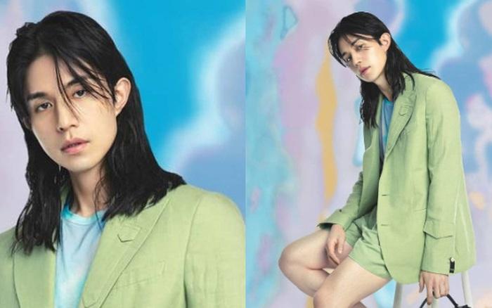 Dụi mắt nhìn không ra Lee Dong Wook: Tóc dài tha thướt nhưng