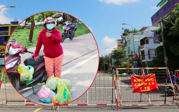 Quận Bình Tân trong ngày đầu phong tỏa 3 khu phố: