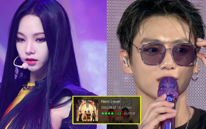 """Điểm số bản hit của aespa đột ngột giảm mạnh sau khi No.1 Melon, fan BTS bức xúc vì bị """"đổ vỏ"""" là thủ phạm?"""