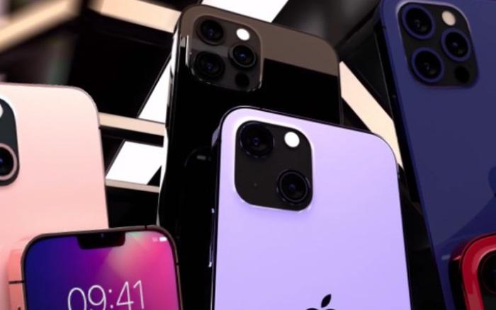 Xuất hiện concept iPhone 13 đẹp mãn nhãn với 7749 tuỳ chọn màu sắc cực đỉnh, chỉ muốn nhiều tiền để tậu hết thôi!