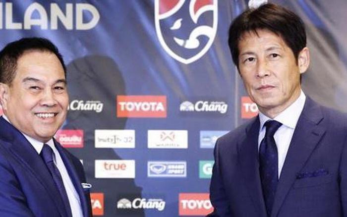 Thái Lan không liên lạc được với HLV Nishino, gấp rút bổ nhiệm HLV tạm quyền