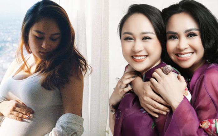 Diva Thanh Lam thông báo con gái đã mang thai sau gần nửa năm kết hôn, nhắn nhủ vỏn vẹn 1 câu nhưng đủ gây xúc động