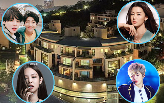 BTS, Jennie - GD và