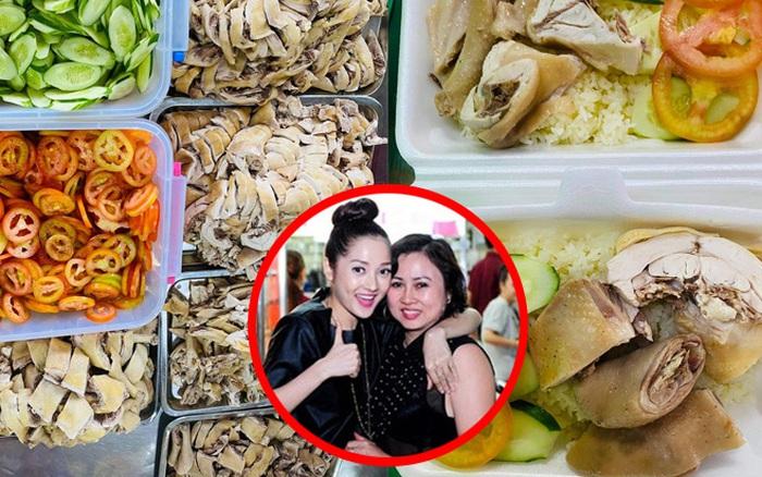 Hành động đẹp của mẹ con Bảo Anh giữa mùa dịch: Phát 300 hộp cơm gà miễn phí mỗi ngày, ủng hộ 3 tấn gạo cho người dân Sài Gòn