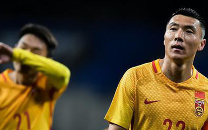 Dồn hi vọng vào đội nhược tiểu, tuyển Trung Quốc nhận cái kết buồn ở vòng loại World Cup
