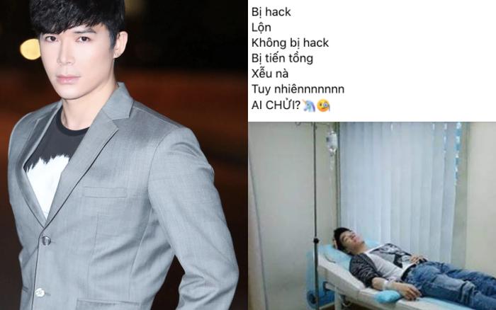 Nathan Lee bất ngờ đăng ảnh nhập viện kèm thông báo