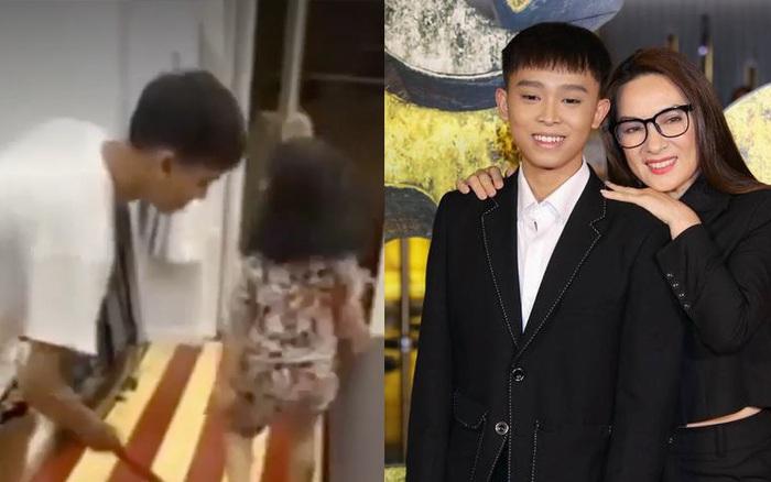 Giữa biến, MXH rầm rộ clip con gái nuôi nói với Phi Nhung: